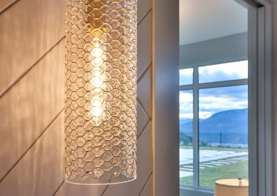 Rykon Wilden Show Home - Contemporary Lighting