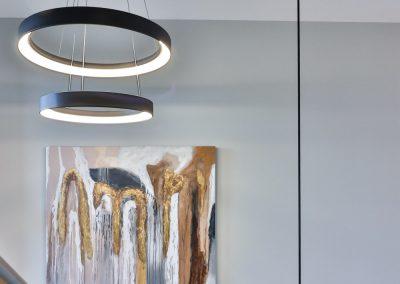 Rykon Wilden Show Home - Contemporary Lighting